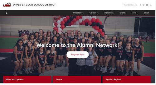 Alumni initiative