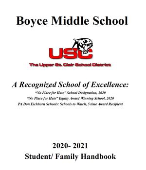 Boyce Handbook