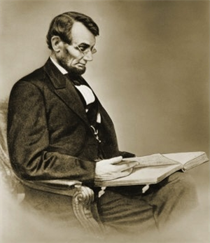 lincoln reading