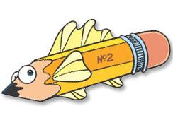 pencil fish