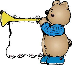 trumpet bear
