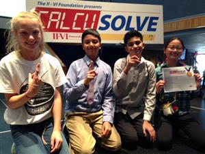 CalcuSolve first place team