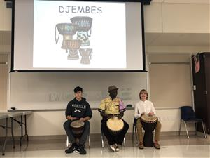 Fort Couch Middle School Recently Celebrated International Education Week  With Speakers And Events That Celebrated More Than A Dozen Countries, ...