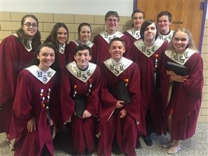 PMEA Region Choir