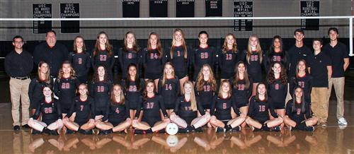 Girls Volleyball Team
