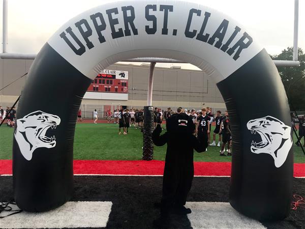 Etonnant Upper St. Clair School District